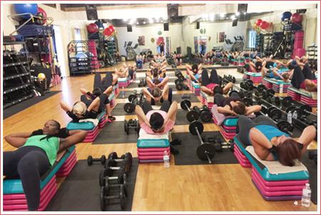 Full Body Weight Training