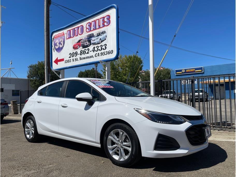 2019 Chevrolet Cruze LT Miles:39,023 Drive:FWD Trans:Automatic, 6-Spd Engine:4-Cyl, Turbo, 1.4 Liter VIN:562222