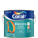 DECORA EFEITO VELVET CORAL