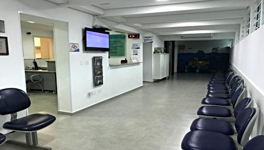 Ampliação da clínica Mar Saúde