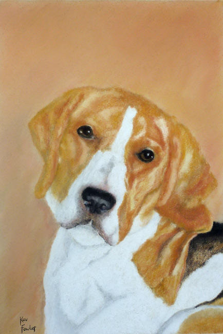 Wezley - Commission Pastel Pencils