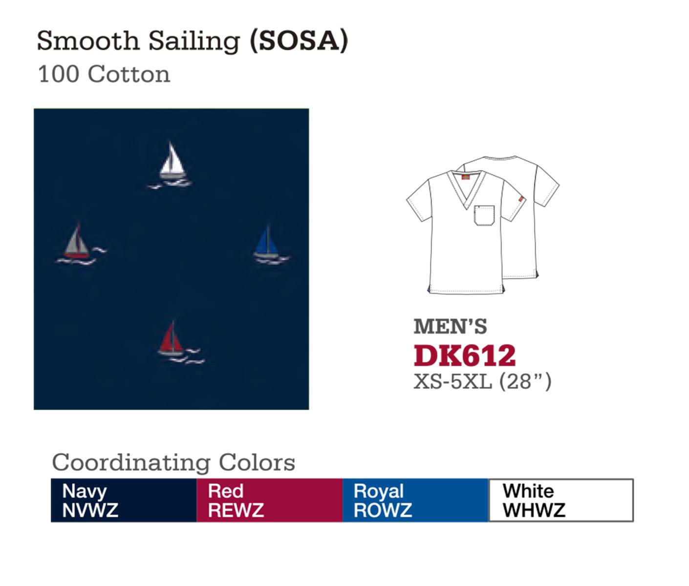 Smooth Sailing. DK612.
