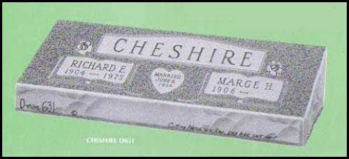 Cheshire D631