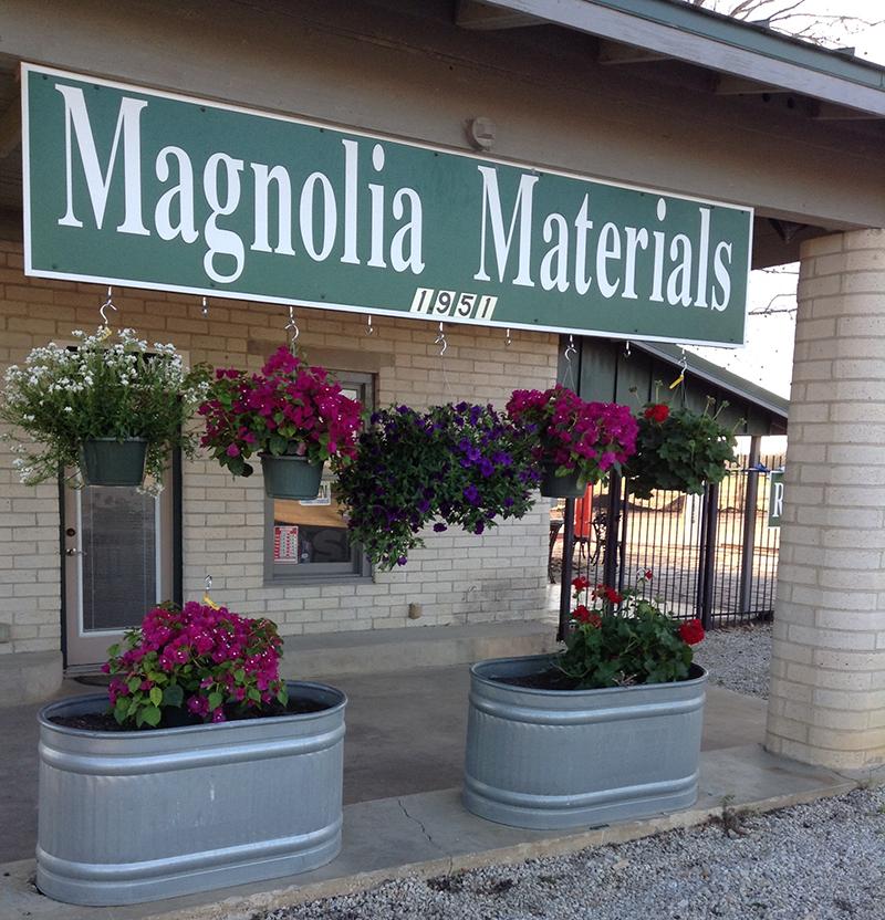 Magnolia Materials