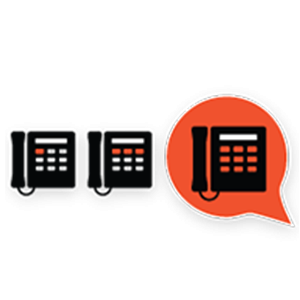 Overflow Call Icon
