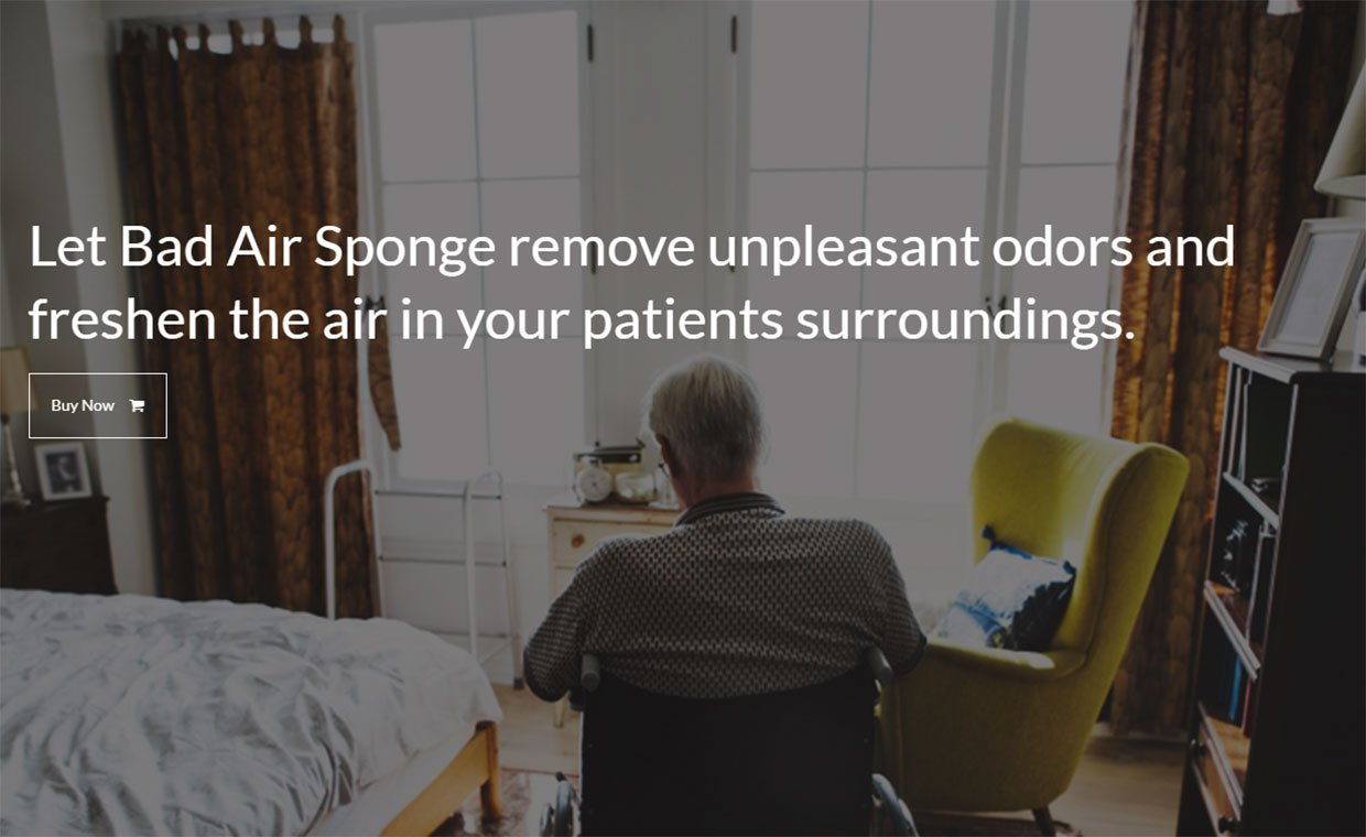Bad Air Sponge Use in Nursing Homes
