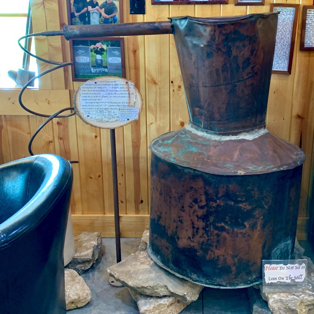 Old Neeley Family Still - Neeley Family Distillery