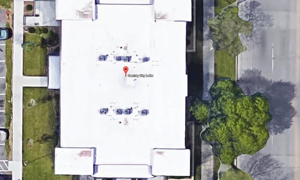 Century City Loft Rooftop
