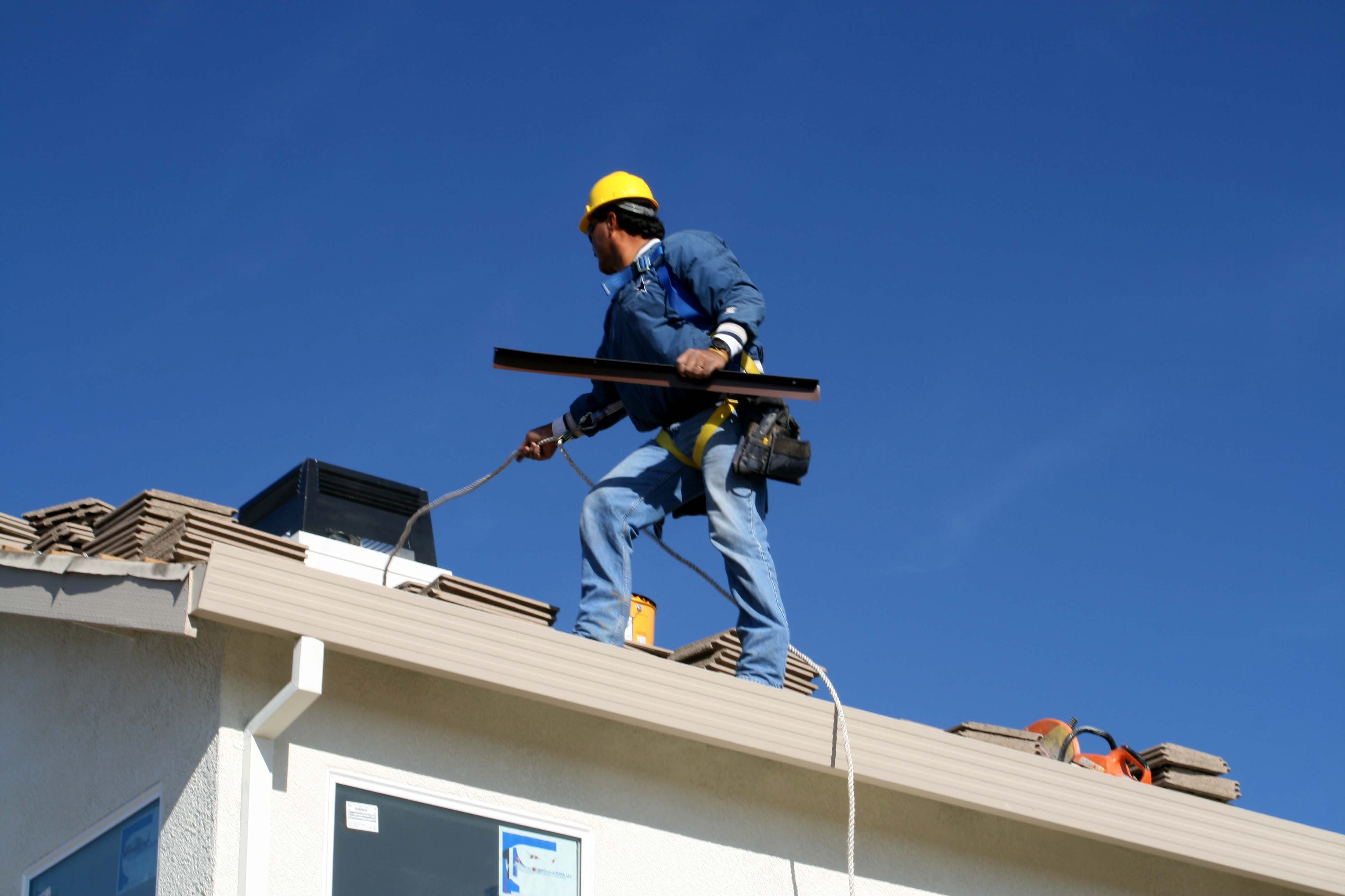 Inspections   Speaking Of This Knowledge, A True Roofing Contractor Knows  How To Spot Problems. Anyone Can Identify A Portion Of A Roof That With  Existing ...
