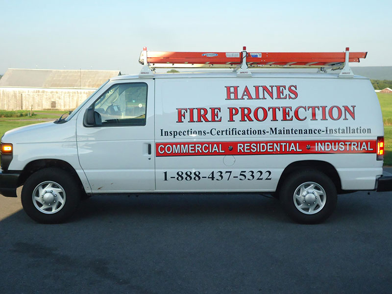 Haines Fire Protection