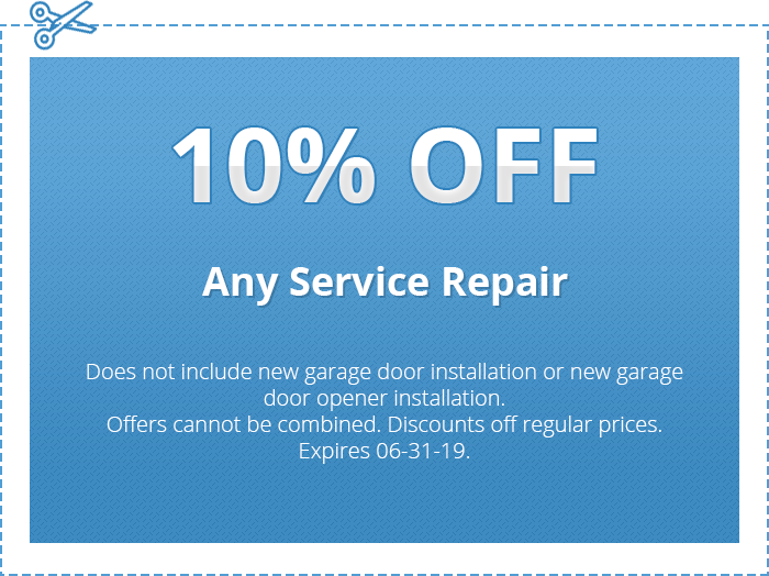 10% Off - Budget Garage Doors