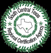 https://0201.nccdn.net/1_2/000/000/0fd/773/SouthCentralTexasRegionalCertificationAgencyLogo-200x208.png