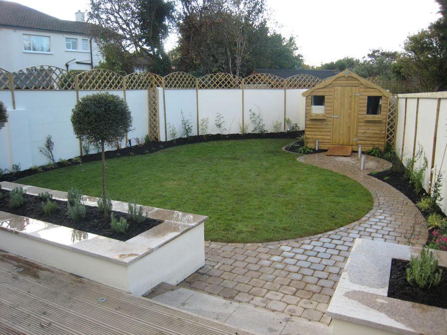 Modern Garden in Blackrock