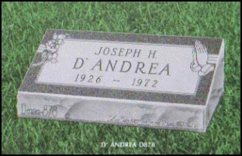 D'Andrea D878