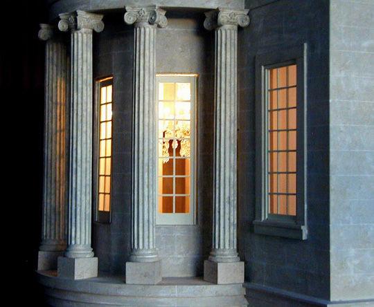 Columns by Night