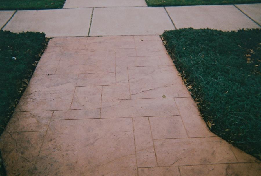 Outdoor Sidewalk Overlay