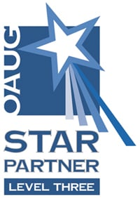 OAUG Star Partner Level Three