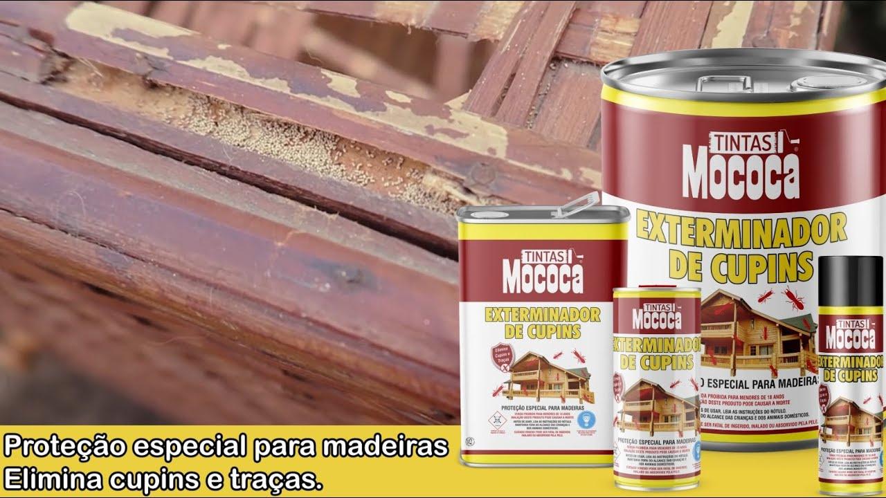 CUPINICIDA MOCOCA EXTERMINADOR DE CUPIM