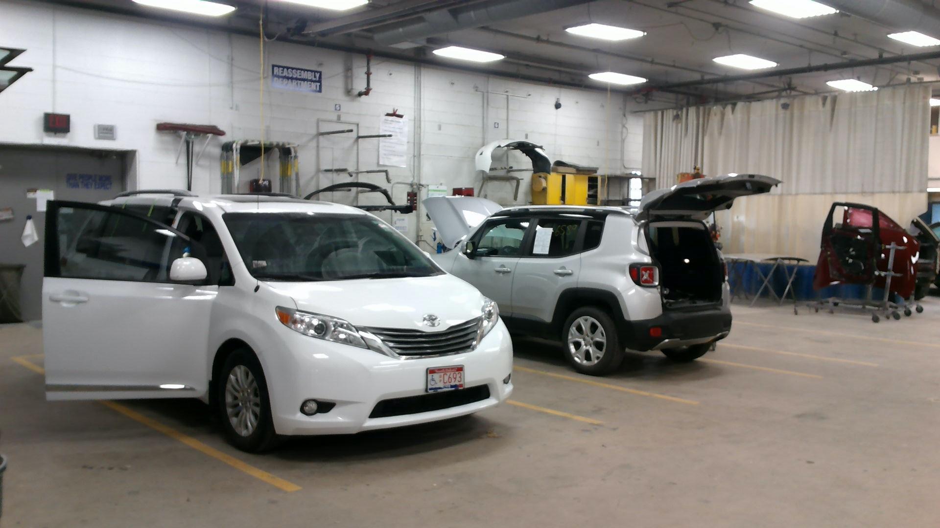 Auto Shop Garage 2