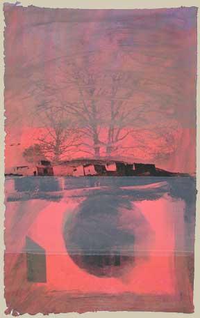 Thomas Wojak, Tree Over House