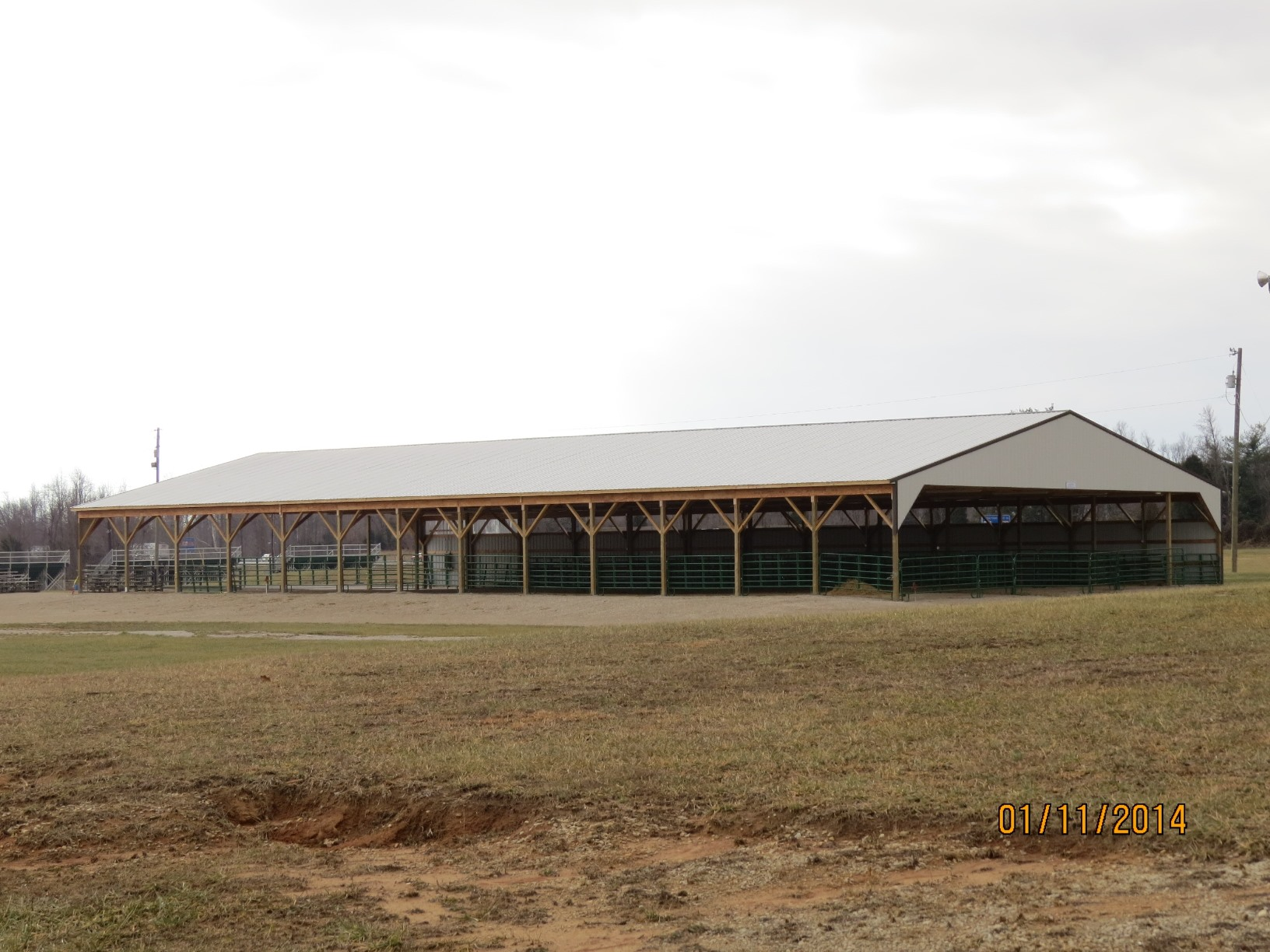 Cattle Stadium