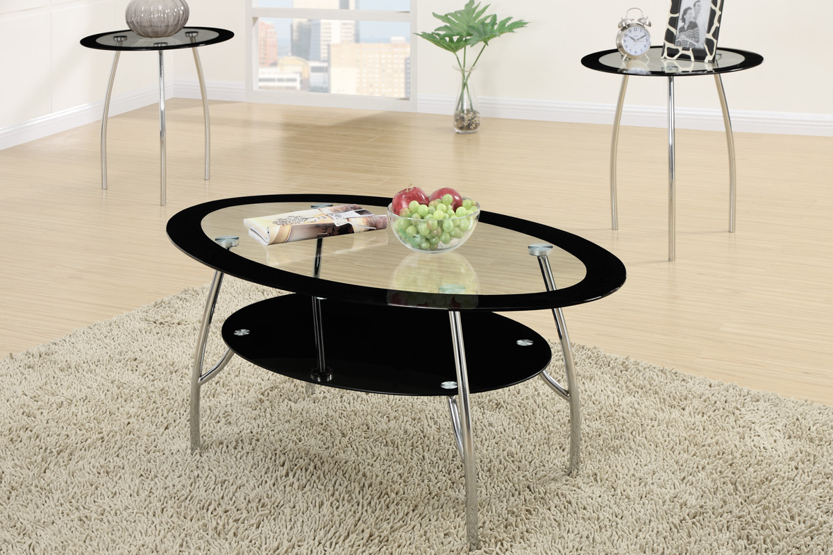Updated Occasional Table 3pc Set