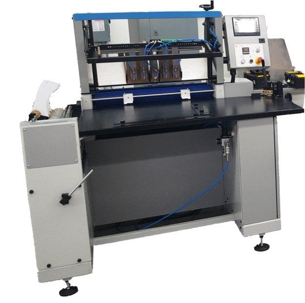 Smyth semi automatic casemaker