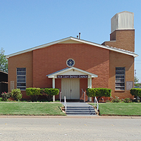 Outside of Church Building
