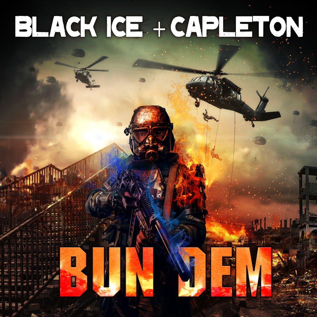 Black Ice + Capleton