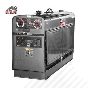 SAE-500® EPA TIER 4 FINAL SOLDADORA TIPO GENERADOR CON MOTOR A DIESEL (DEUTZ) T4F SAE-500 K4053-1