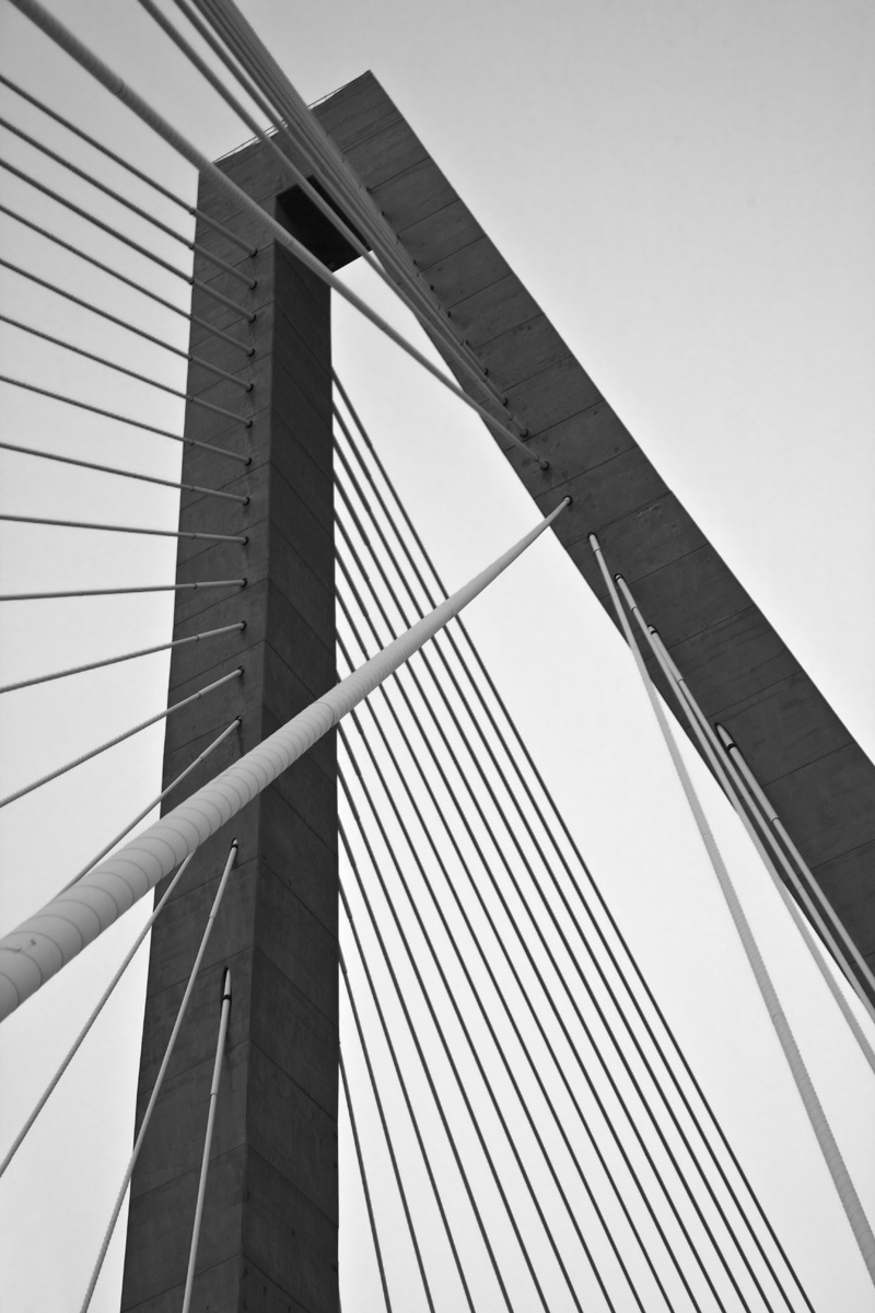 Charleston Bridge Cables