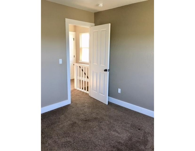Fully Carpeted Flooring Upstairs