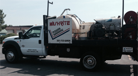 Washrite Truck