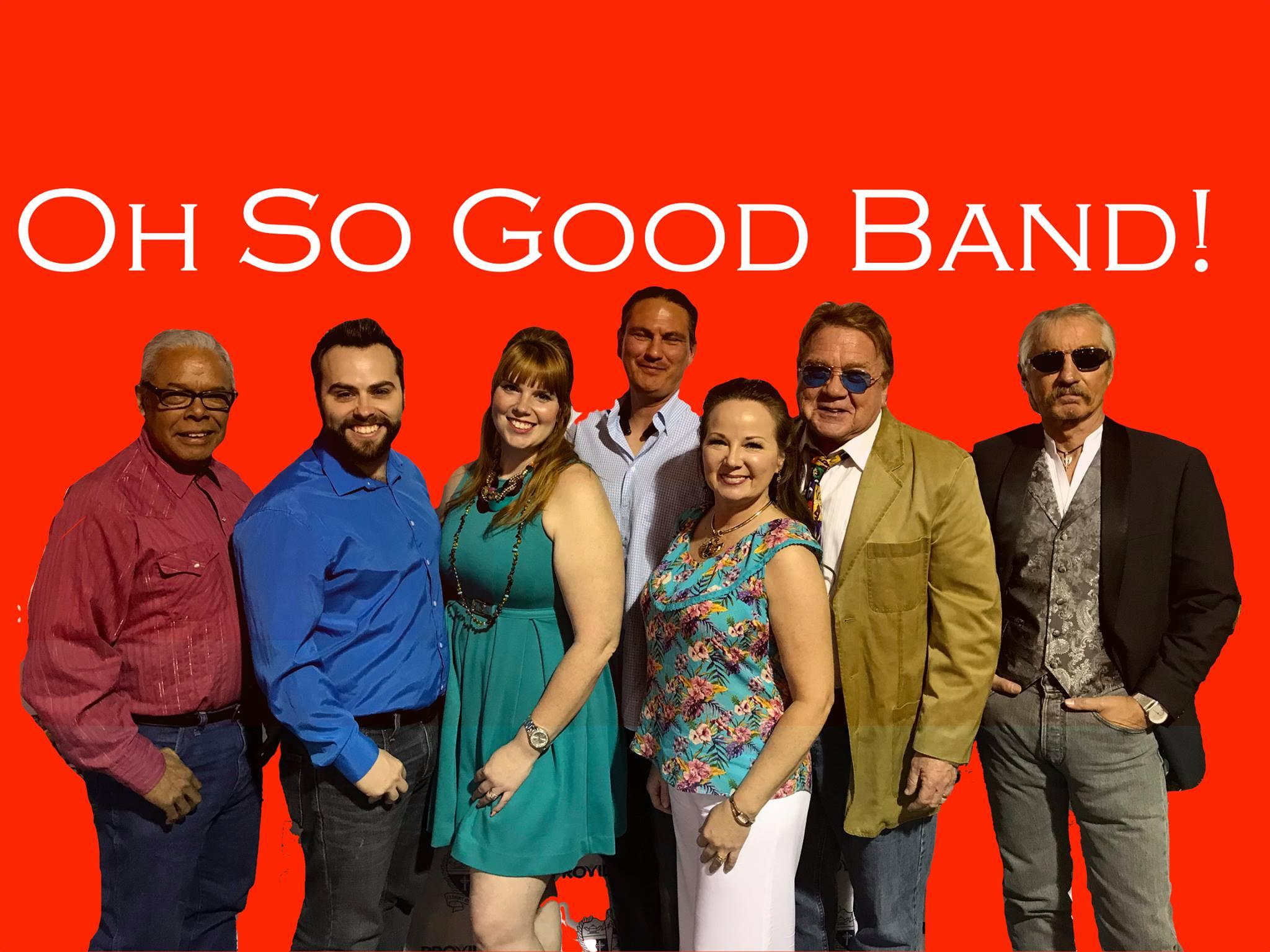 Oh So Good Band! Photo