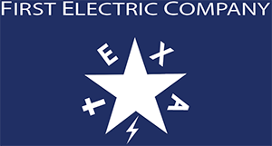 First Electric Company of Texas