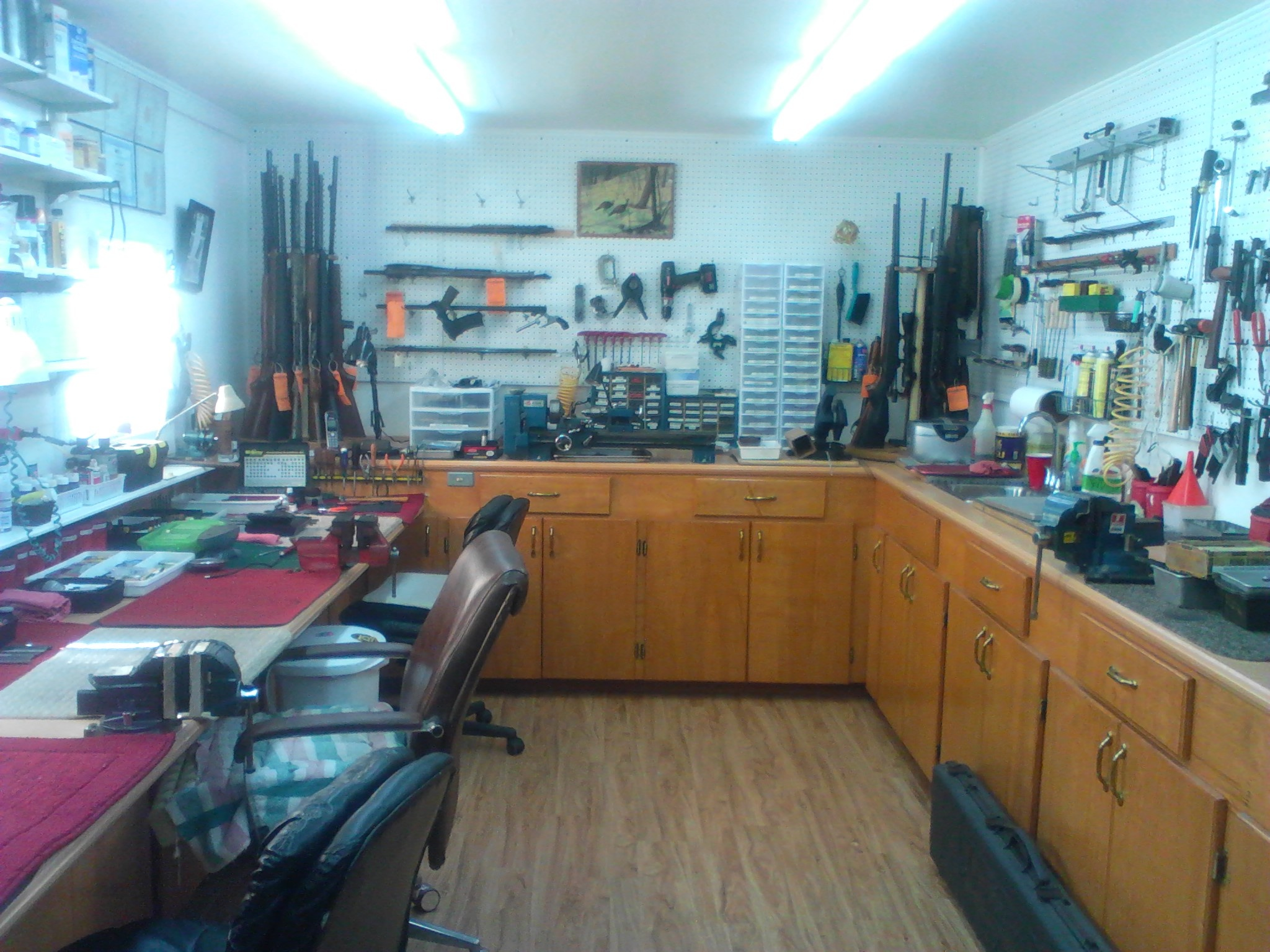 Our main gunshop