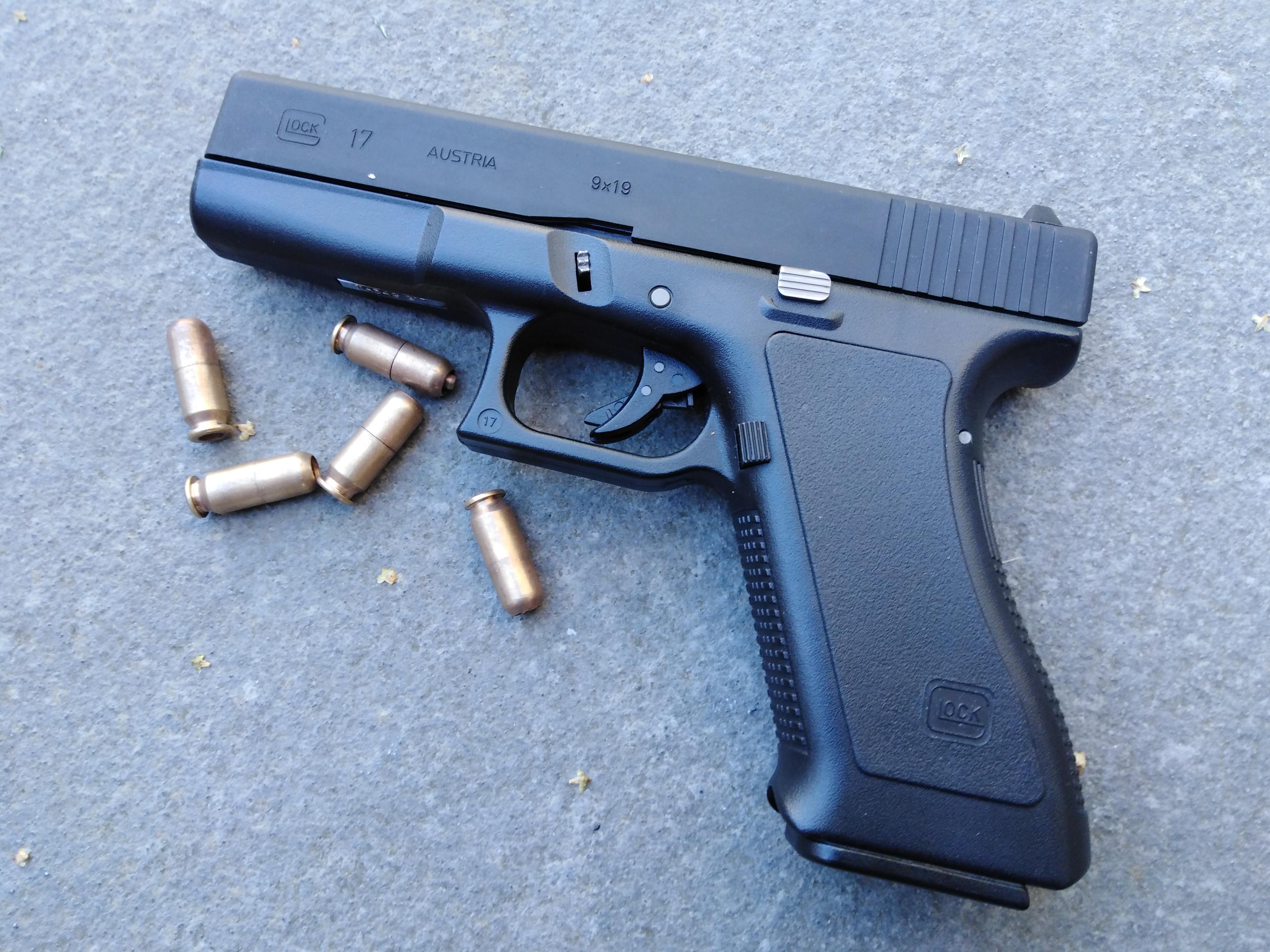 Tanaka Evo Glock 17 Metal Barrel