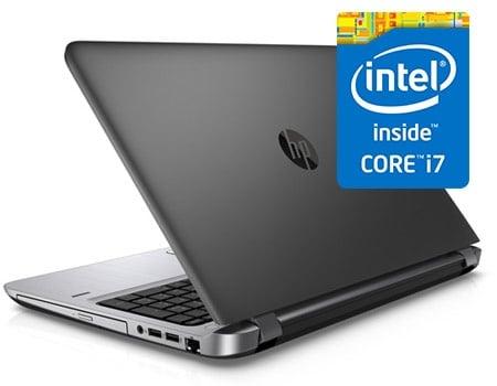 HP i7 Laptop Hire