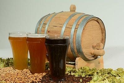 Various Beer Styles