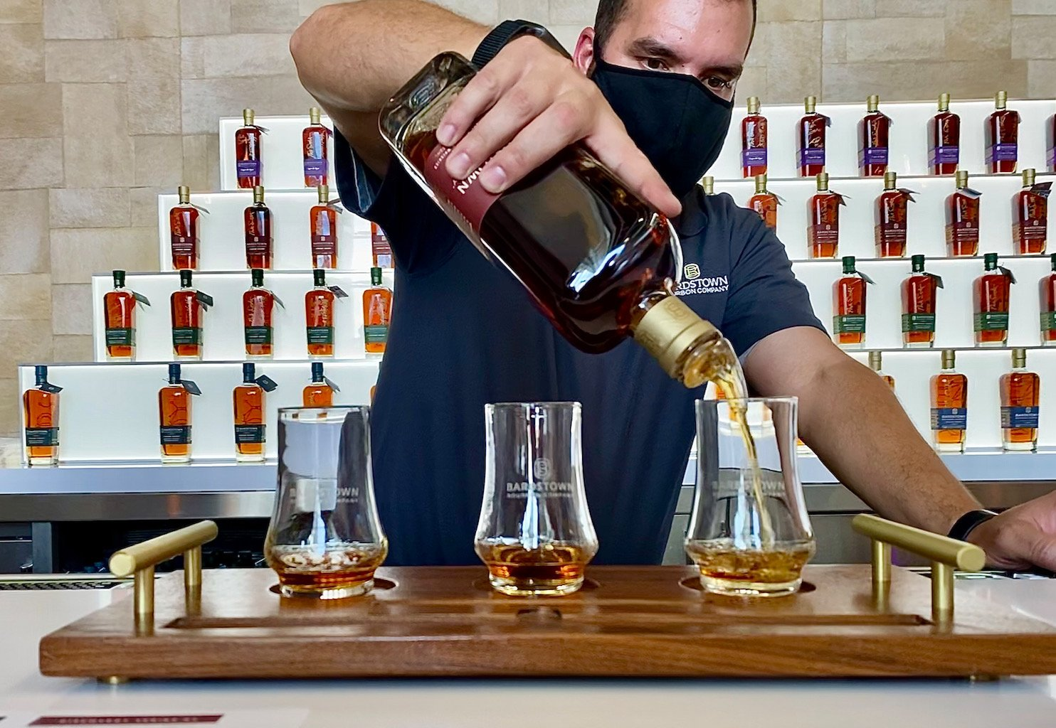 Discovery Flight - Bardstown Bourbon Company