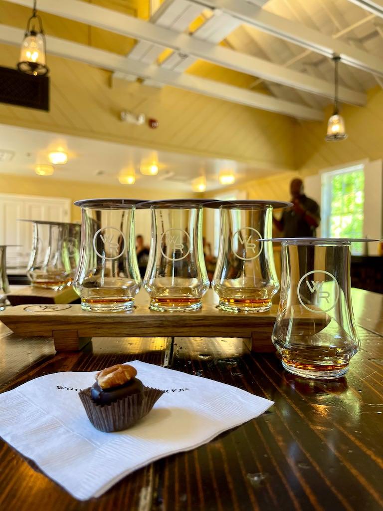 Tasting - Woodford Reserve Distillery