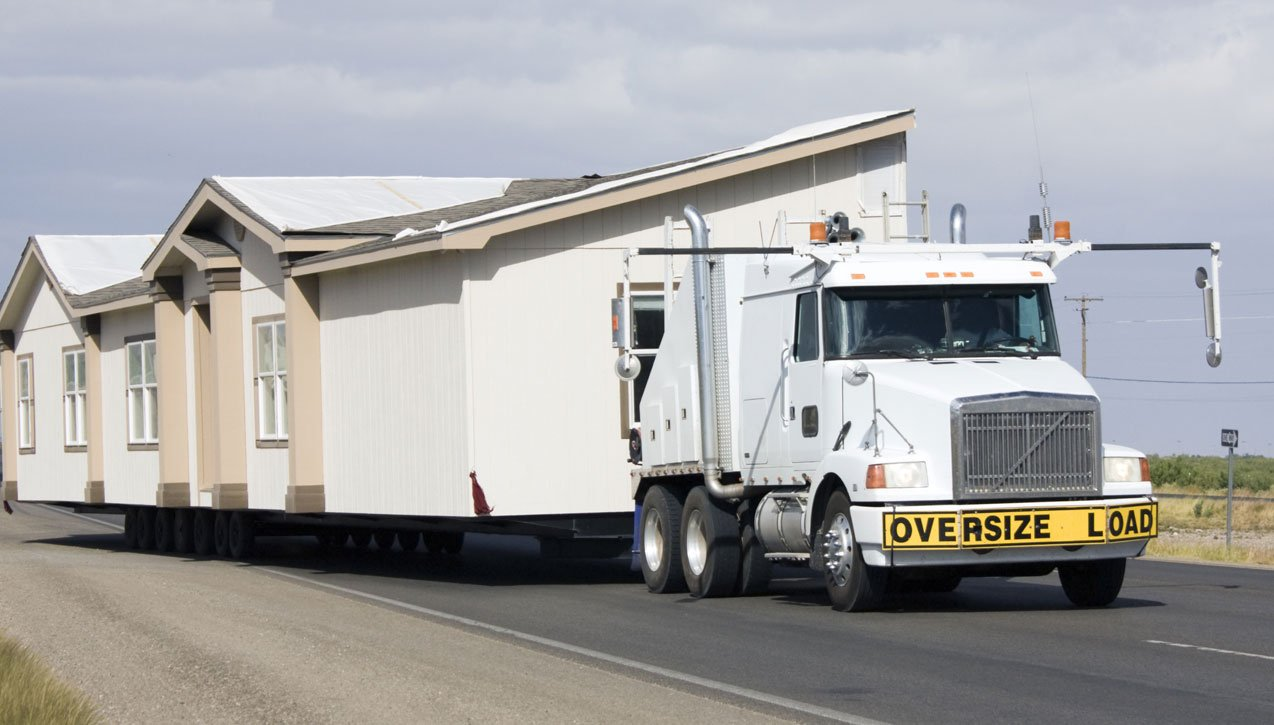 Transporting Portable Homes