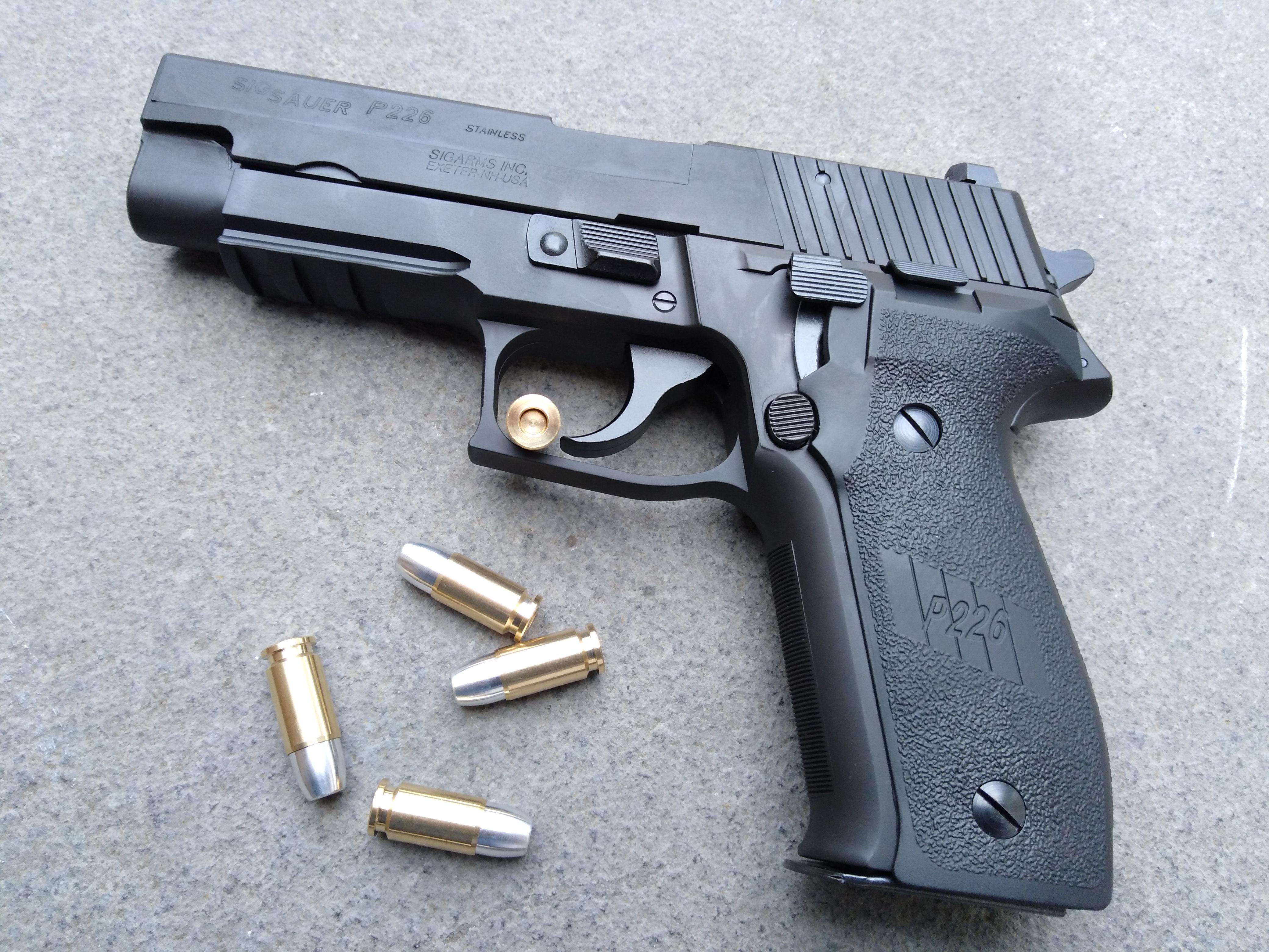 Tanaka Sig P226 RAILED FRAME