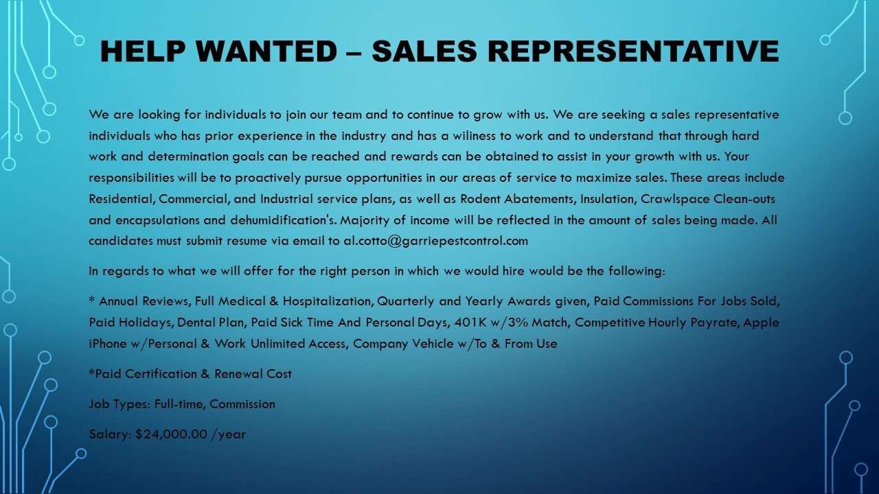 https://0201.nccdn.net/1_2/000/000/103/b9e/HELP-WANTED-----Sales-Representative-1280x720.jpg