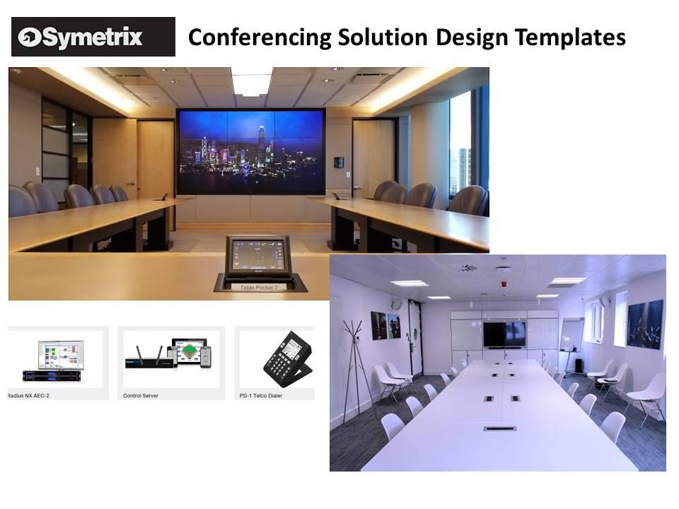 Symetrix Conference Designs