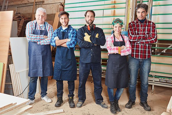 Group of Carpenters