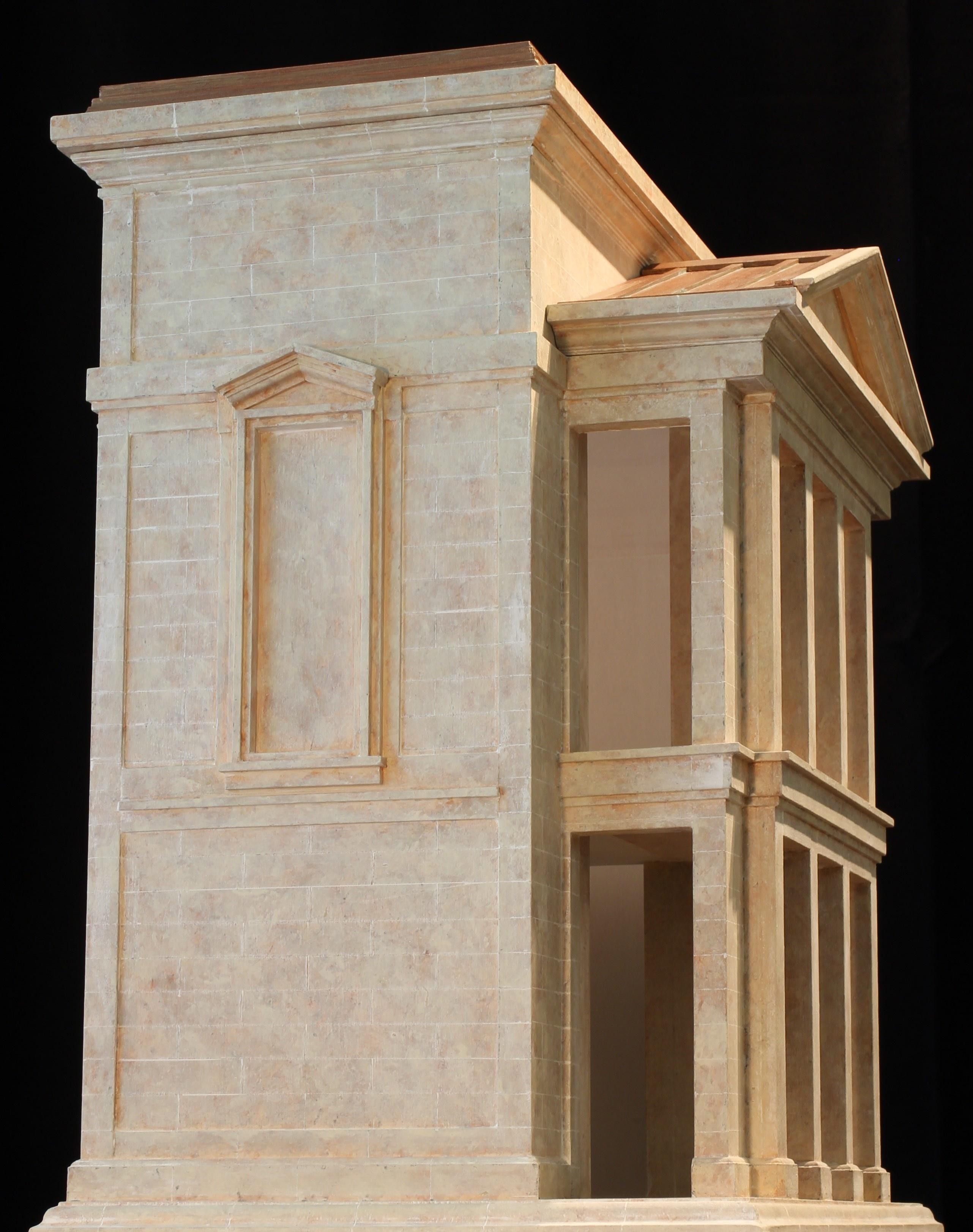 Decorative Blind Windows