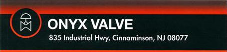 ONYX VALVE 835 Industrial Hwy, Cinnaminson, NJ 08077
