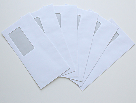 Bunch of Envelopes