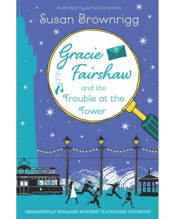 Buy Gracie Fairshaw and the Trouble at the Tower